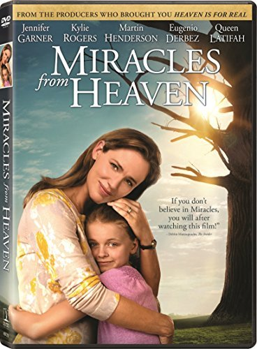 Miracles From Heaven Garner Rogers Henderson DVD Pg