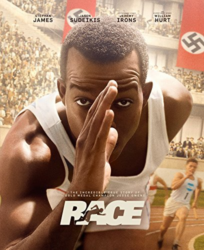 Race James Sudeikis Goree DVD Pg13