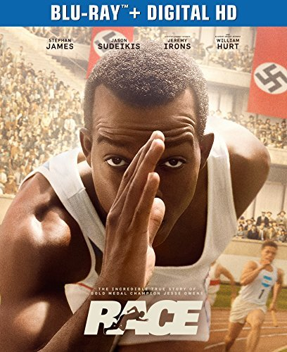Race James Sudeikis Goree Blu Ray Dc Pg13