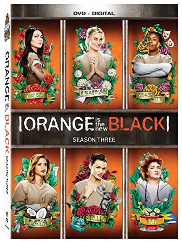 Orange Is The New Black Season 3 DVD Dc