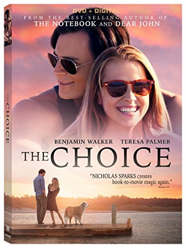 Choice Walker Palmer DVD Dc Pg13