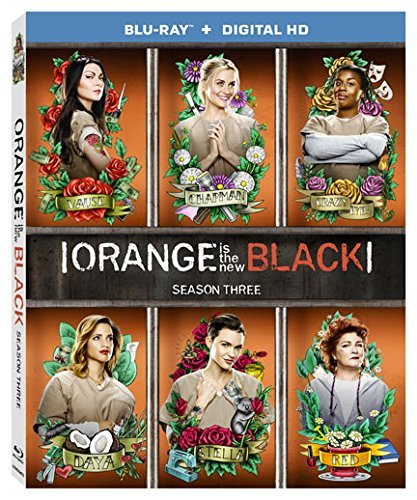 Orange Is The New Black Season 3 Blu Ray