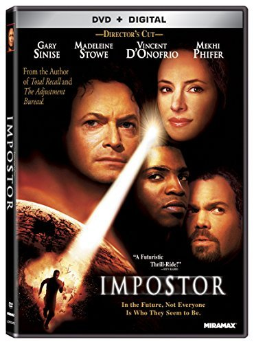 Impostor Sinise Stowe D'onofrio DVD R