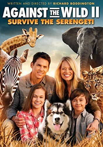 Against The Wild Ii Survive The Serengeti Against The Wild Ii Survive The Serengeti DVD Pg
