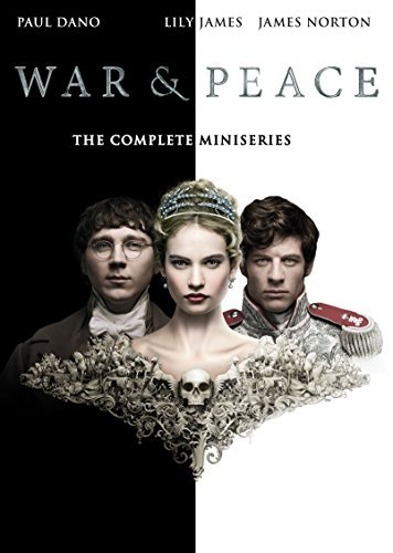 War & Peace James Dano Norton DVD Nr