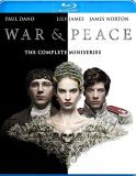 War & Peace James Dano Norton Blu Ray Nr