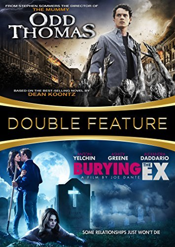 Odd Thomas Burying The Ex Do Odd Thomas Burying The Ex Do