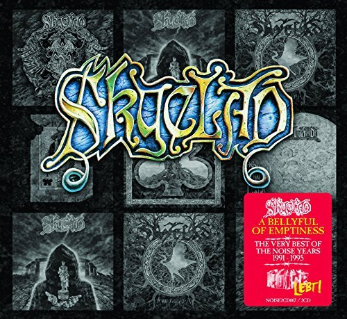 Skyclad Bellyful Of Emptiness Very Be Import Gbr 2cd