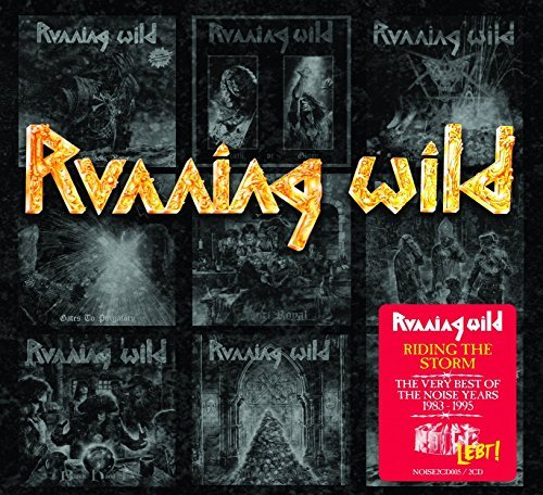 Running Wild Riding The Storm Very Best Of Import Gbr 2cd