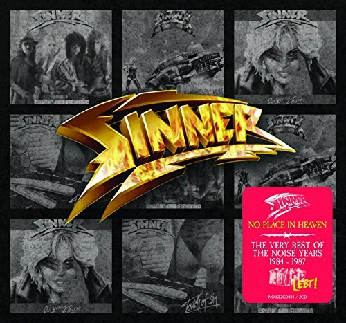 Sinner No Place In Heaven Very Best Import Gbr 2cd