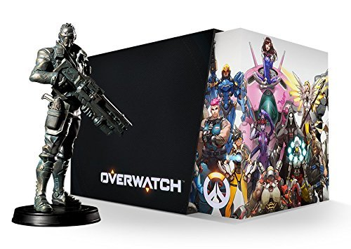 Ps4 Overwatch Collector's Edition
