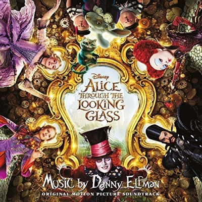 Soundtrack Alice Through The Looking Glass