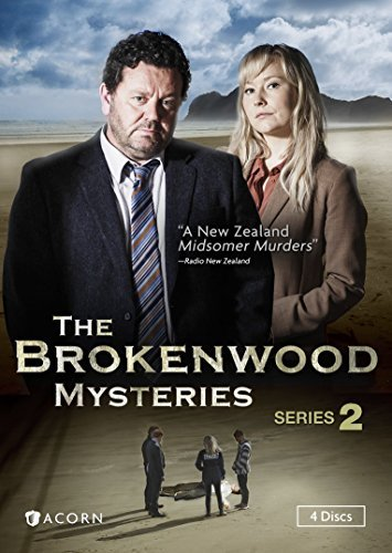 Brokenwood Mysteries Series 2 DVD