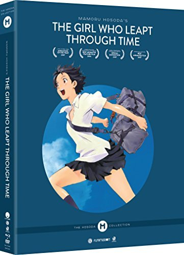 Girl Who Leapt Through Time Girl Who Leapt Through Time Blu Ray DVD Dc Nr Hosoda Collection
