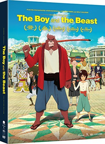 Boy & The Beast Boy & The Beast DVD Pg13