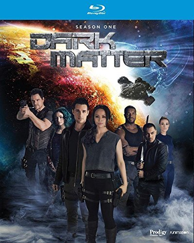 Dark Matter Season 1 Blu Ray