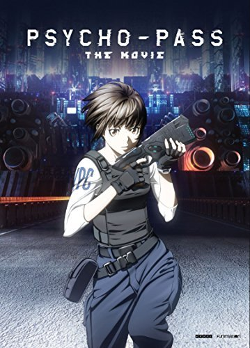 Psycho Pass The Movie Psycho Pass The Movie DVD Nr