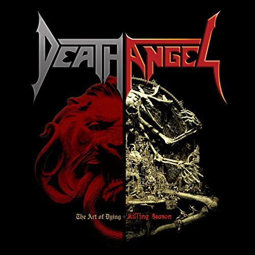 Death Angel Art Of Dying Killing Season