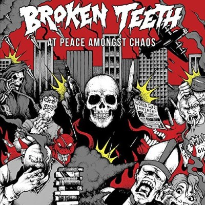 Broken Teeth Hc At Peace Amongst Chaos