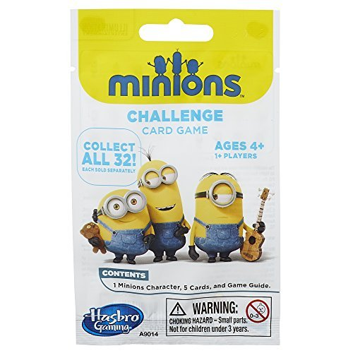 Card Game Minion Challenge Card Game