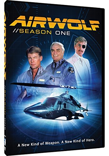 Airwolf Season 1 DVD