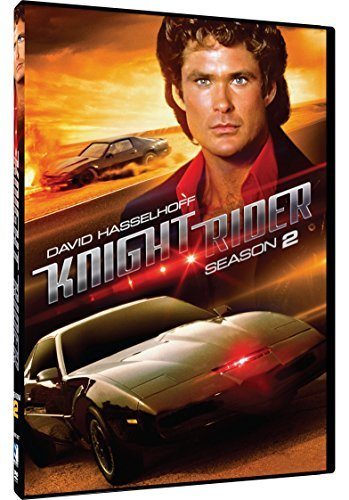 Knight Rider Season 2 DVD