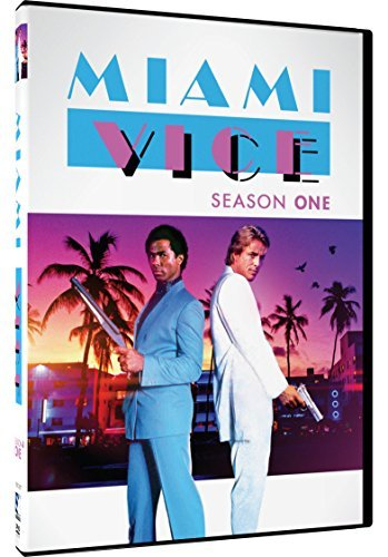 Miami Vice Season 1 DVD