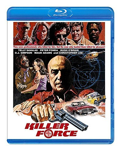 Killer Force (1975) Savalas Fonda Blu Ray R