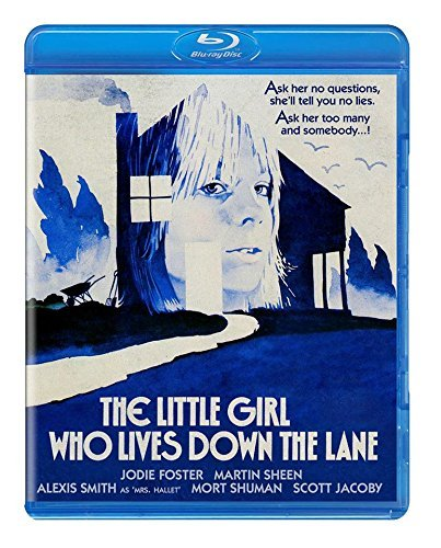 The Little Girl Who Lives Down The Lane Foster Sheen Blu Ray Pg