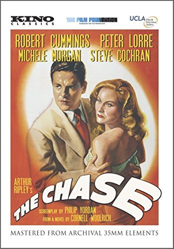 Chase (1946) Cummings Morgan DVD Nr