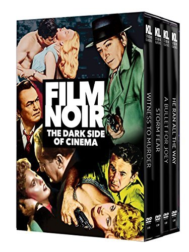 Film Noir Dark Side Of Cinema Film Noir Dark Side Of Cinema DVD Nr