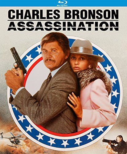 Assassination (1987) Bronson Ireland Elliott Blu Ray Pg13