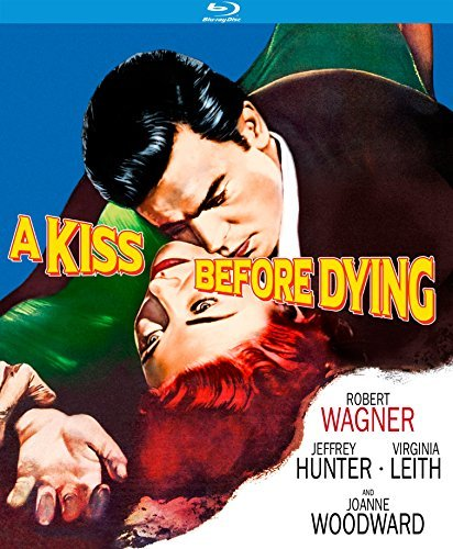 Kiss Before Dying (1956) Wagner Woodward Blu Ray Nr