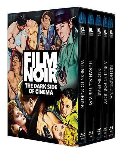 Film Noir Dark Side Of Cinema Film Noir Dark Side Of Cinema Blu Ray Nr