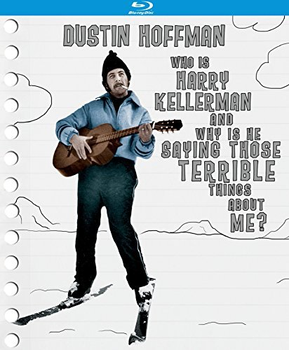 Who Is Harry Kellerman And Why Is He Saying Those Terrible Things About Me? Hoffman Harris Blu Ray R