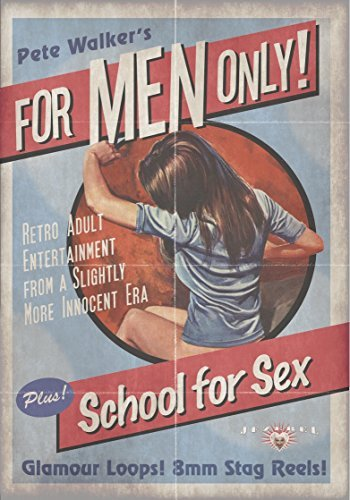 For Men Only School For Sex Double Feature DVD Adult