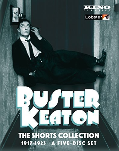 Buster Keaton Shorts Collection 1917 1923 DVD