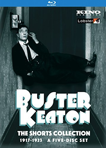 Buster Keaton Shorts Collection 1917 1923 Blu Ray