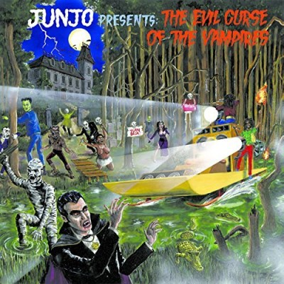 Henry Junjo Lawes Junjo Presents The Evil Curse