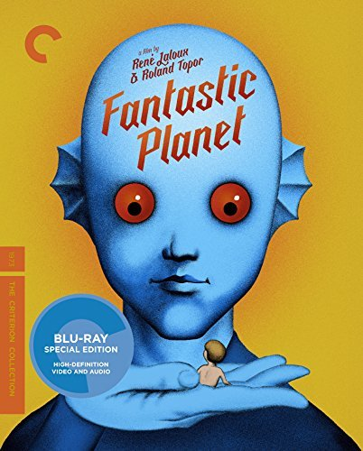 Fantastic Planet Fantastic Planet Blu Ray Criterion
