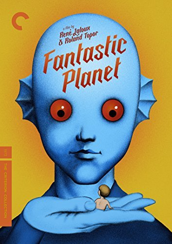 Fantastic Planet Fantastic Planet DVD Criterion