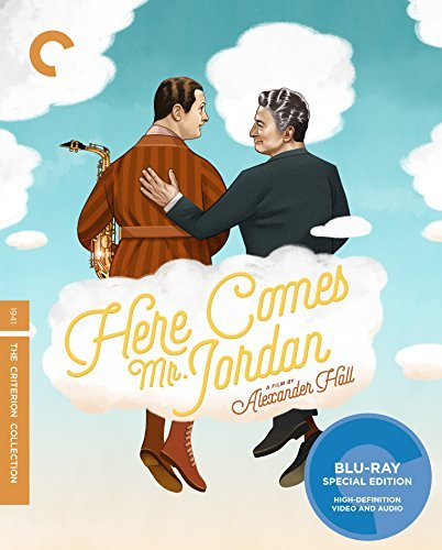 Here Comes Mr. Jordan Montgomery Rains Blu Ray Criterion