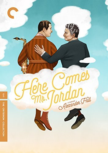 Here Comes Mr. Jordan Montgomery Rains DVD Criterion