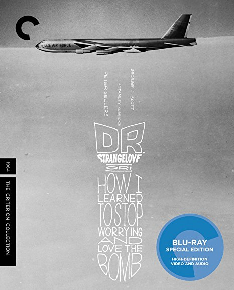 Dr. Strangelove Or How I Learned To Stop Worrying And Love The Bomb Sellers Scott Hayden Wynn Pick Blu Ray Criterion