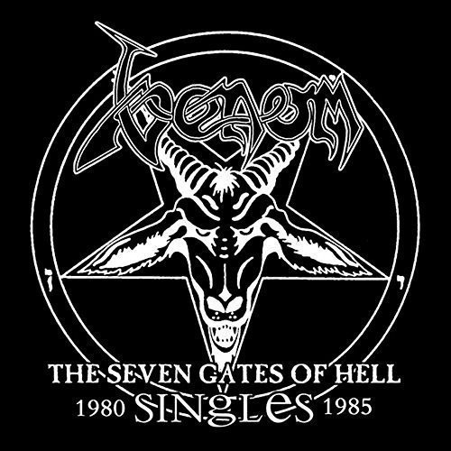 Venom Seven Gates Of Hell Singles Import Gbr 2lp