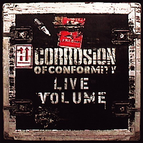 Corrosion Of Conformity Live Volume Import Gbr 2lp