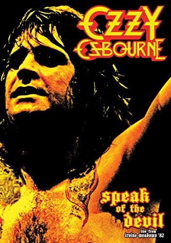 Ozzy Osbourne Speak Of The Devil