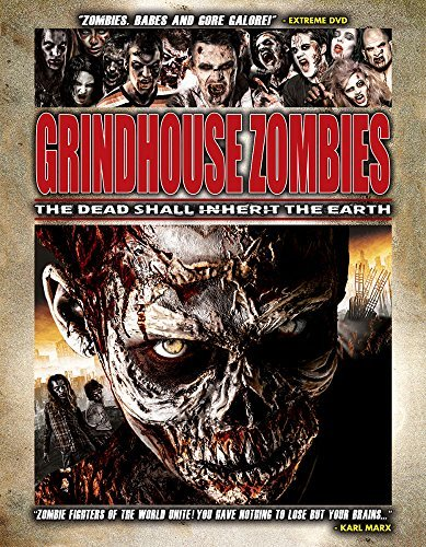 Grindhouse Zombies Double Feature DVD Nr
