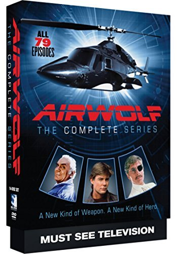 Airwolf Complete Series DVD