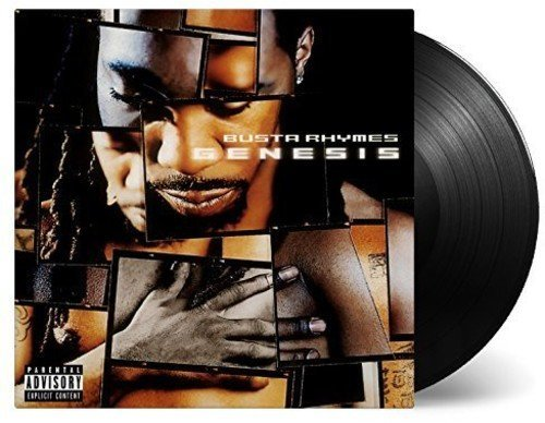 Busta Rhymes Genesis Import Eu